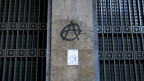 Widerstand gegen die Bank of Greece.