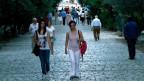 Das Leben geht weiter auf den Strassen Griechenlands.