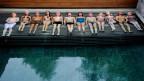 Bildlegende: Urlaub von der Alters-Routine: «Youth» wurde im Hotel Waldhaus in Flims und im Hotel Schatzalp in Davos gedreht.