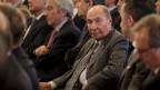 Ein Kriminalfall: die politische Laufbahn des französischen Grossindustriellen Serge Dassault.