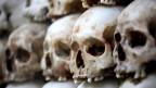 Opfer der Roten Khmer.