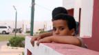 Hoffnung Mittelmeer: Kinder in einem Flüchtlingscamp in Misrata