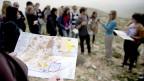 Die Initative «Breaking the Silence» organisiert Besuche in palästinensische Gebiete in Israel