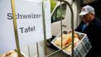 Armut ist auch in der Schweiz ein Thema.