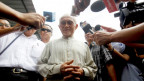 Will die Abholzung stoppen: Taib Mahmud.