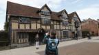 Besuchermagnet: Das Haus, in dem Shakespeare vermutlich zur Welt kam.