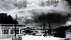 Die Atombombe als historische Zäsur: Aufnahme aus Nagasaki vom 9. August 1945
