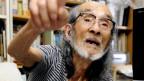 Fotograf Kikujiro Fukushima fing mit der Kamera das Leiden der Hiroshima-Opfer ein.