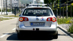 Geschäftsmodell der Zukunft? Das autonome Swisscom-Testauto im Mai in Zürich.