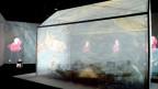 An der Grenze von Vorstellung und Realität: Judith Nabs Installation am Zürcher Theater Spektakel.