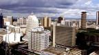 Stadtansicht Nairobi