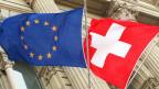Wie spricht die Schweiz über Europa?