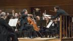 Dirigent Andris Nelsons und Solist Yo-Yo Ma am Lucerne Festival.