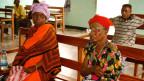 Tansania fehlen die Ärzte: Patienten warten in einem Spital in Daressalam auf eine Behandlung.