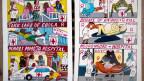 Ebola-Prävention mithilfe eines Comics auf Sansibar, Tansania