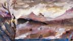 Kunsthalle Hamburg hat das Aquarell «Walchensee» an die Erben von Curt Glaser restituiert.