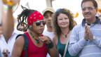 Diskutieren im im Quartier: Das Café Citoyen geht zu den Leuten