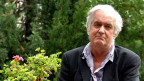 Henning Mankell in Barcelona, September 2004.