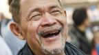 Der Dichter und Journalist Goenawan Mohamad.