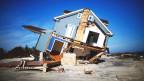 Hurricane Sandy hinterliess nicht nur sichtbare Spuren.