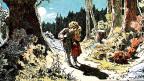 Hänsel und Gretel werden im Wald ausgesetzt – heute ein Fall für die Kindes- und Erwachsenenschutzbehörde.