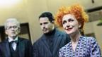 Die neuste Version der «alte Dame» im Schauspielhaus Zürich.