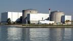 Soll 2018 stillgelegt werden: das Atomkraft im französischen Fessenheim.