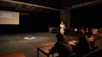 Vorsprechen für Publikum: ein Theater?