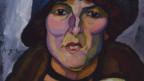 Dadaistin der ersten Stunde: Porträt von Emmy Hennings (von Hanns Bolz).