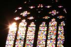 Bestellt waren Märtyrer: Gerhard Richters Fenster im Kölner Dom.