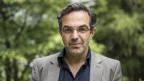 Ein Porträt von Orhan Pamuk.