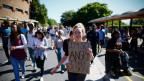 Oft auch aggressiver: Proteste in Südafrika.