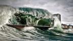 Wird der Mythos der Sintflut bald Wirklichkeit?
