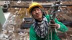 Viele Kambodschaner arbeiten in Thailand.