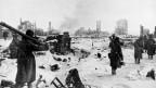 Schutt und Asche: Stalingrad ist Sinnbild für die Grausamkeit des Krieges.