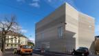 Der Neubau des Kunstmuseums Basel