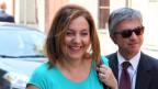 Porträt der Politikerin Elisabetta Tripodi