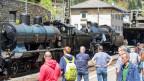 Geht es nach dem Gemeindepräsident Felix Cavaletti, soll Göschenen Anziehungspunkt für Eisenbahnfans werden.