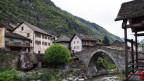Verkommt die alte Gotthardstrecke und mit ihr die Leventina zu einem Freilichtmuseum.