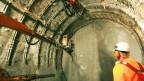 Der Bau des Gotthard-Basistunnels hat auch zu zahlreichen technischen Neuentwicklungen geführt.