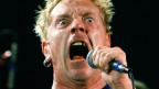 John Lydon alias Johnny Rotten erlangte mit seinen Sex Pistols Ikonenstatus.
