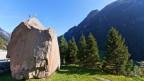 Der Teufelsstein und die Geschichte zur Erbauung der ersten Teufelsbrücke ist eine bekannte Sage rund um den Gotthard.