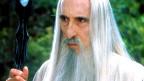 Christopher Lee als Zauberer Saruman in der «Herr der Ringe» Trilogie.