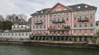 Das Bäderquartier in Baden lockt seit geraumer Zeit viele Leute zum Kuraufenthalt an.