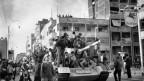 1956 war ein ereignisreiches Jahr. Unter anderem für Ägypten auf Grund der Suez-Kriese.