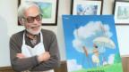 Miyazaki Hayao war einer der beiden Kreativköpfe der Ghibli Studios.