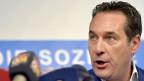 H.C Strache führt die FPÖ von Wahlsieg zu Wahlsieg.
