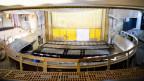 Der Zuschauerraum des Berner Stadttheaters wird saniert.