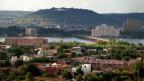 Luftaufnahme der malischen Hauptstadt Bamako.