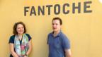 Annette Schindler ist Leiterin des Fantoche, Simon Spiegel ist Filmwissenschaftler und Spezialist für ScienceFiction.